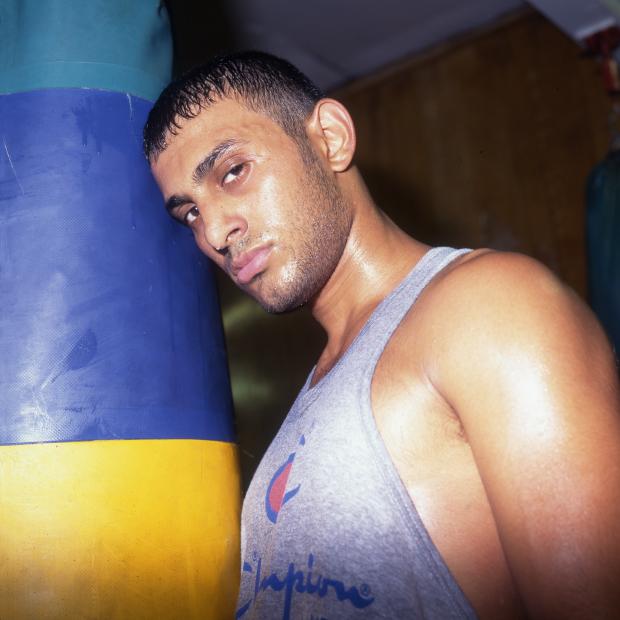 'Prince' Naseem Hamed