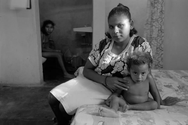 HIV-AIDS Honduras Project 1993