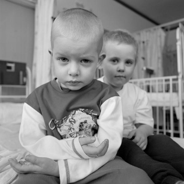 Sheffield Children's Hospital 1996