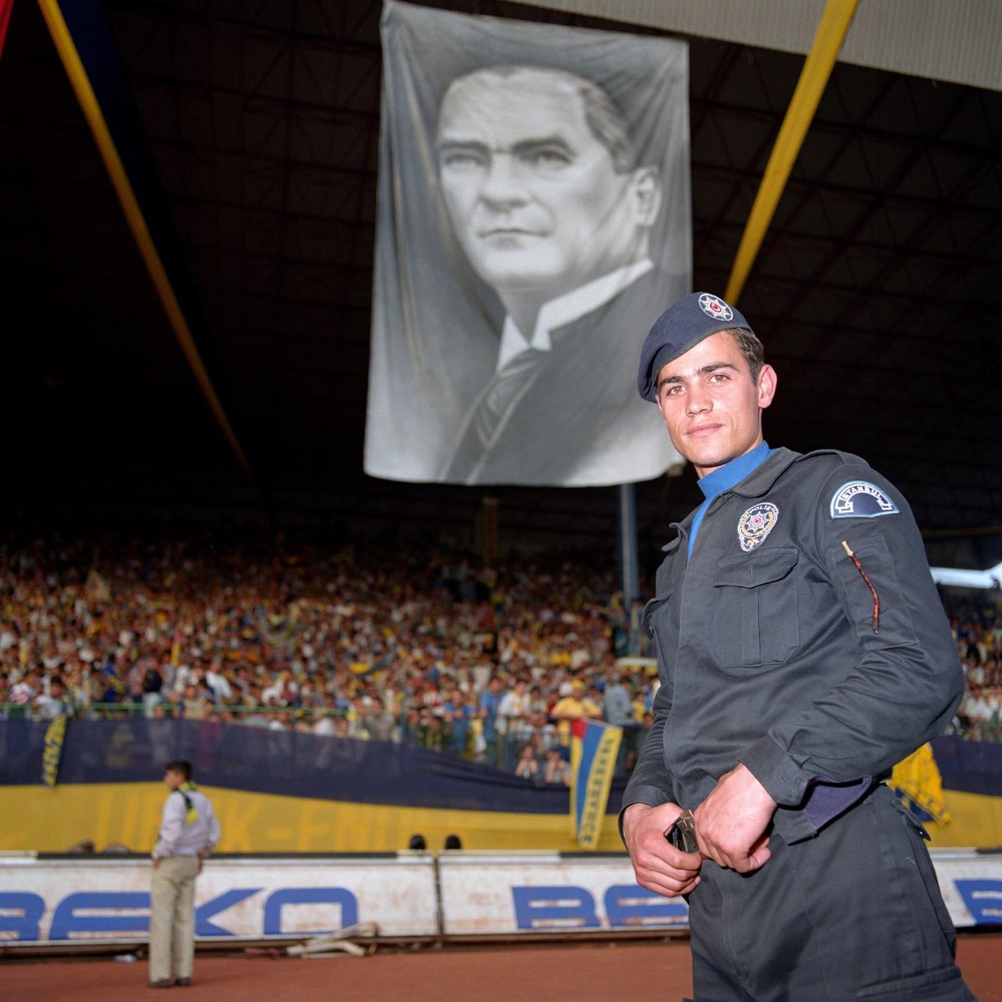 Fenerbahçe S.K. Turkish Süper Lig Champions 1996 F03