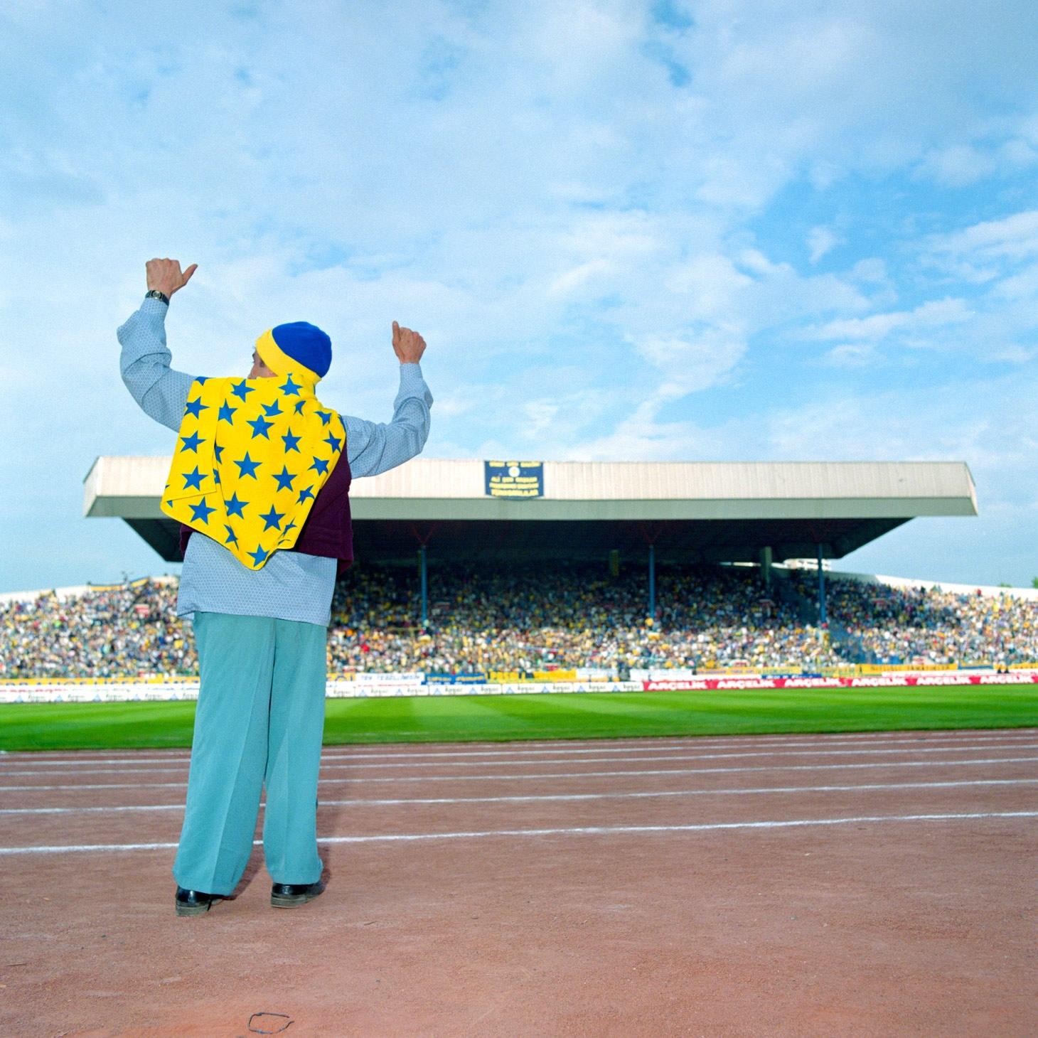 Fenerbahçe S.K. Turkish Süper Lig Champions 1996 F04