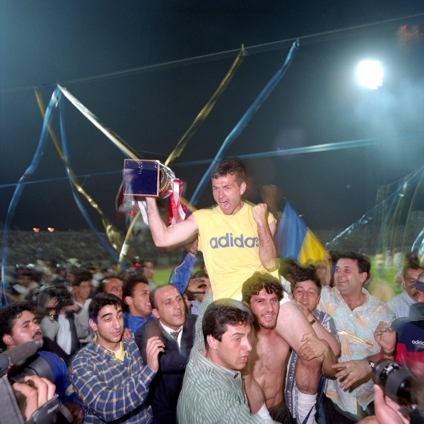 Fenerbahçe S.K. Turkish Süper Lig Champions 1996 F10