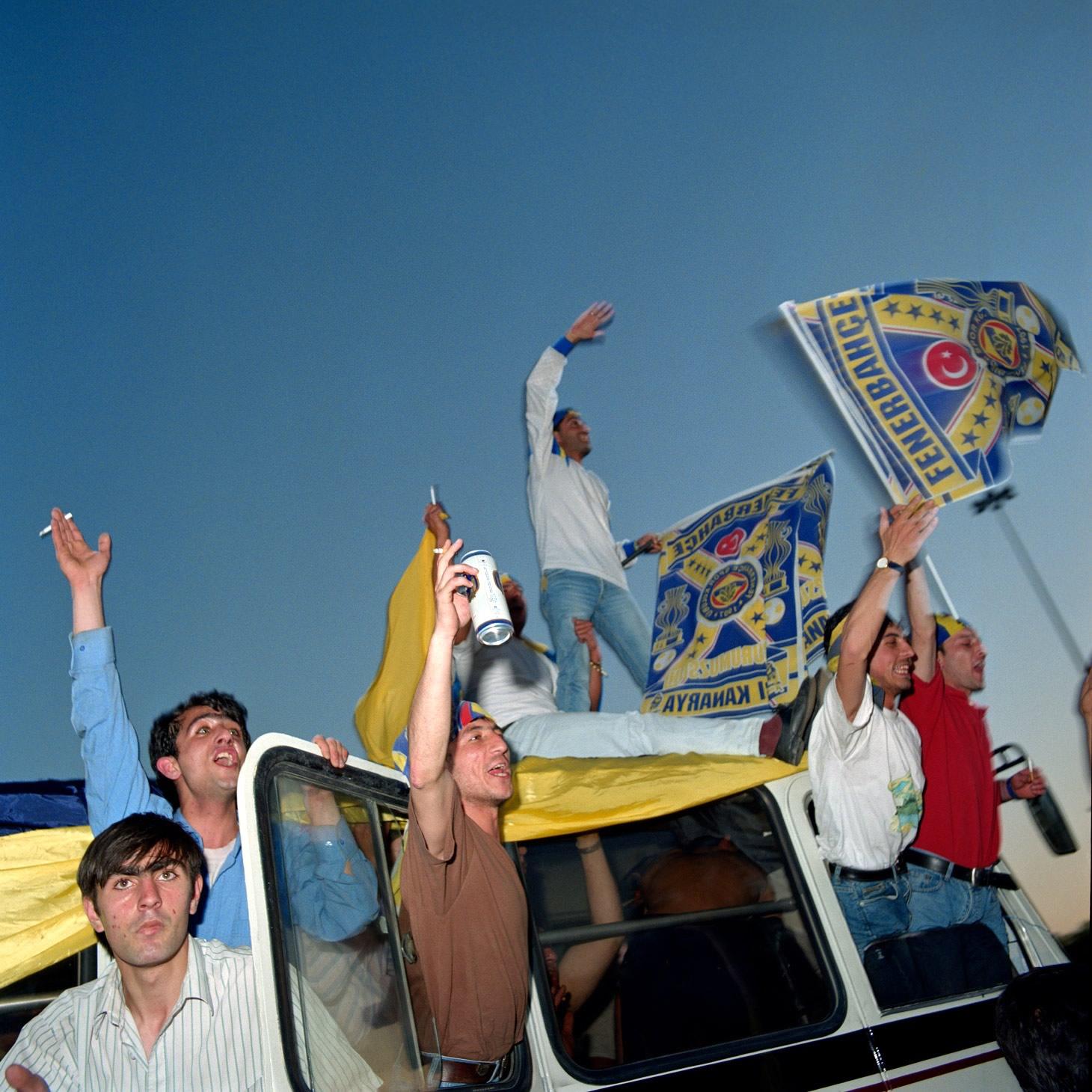 Fenerbahçe S.K. Turkish Süper Lig Champions 1996 F15