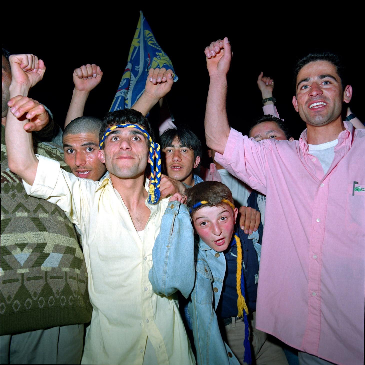 Fenerbahçe S.K. Turkish Süper Lig Champions 1996 F17