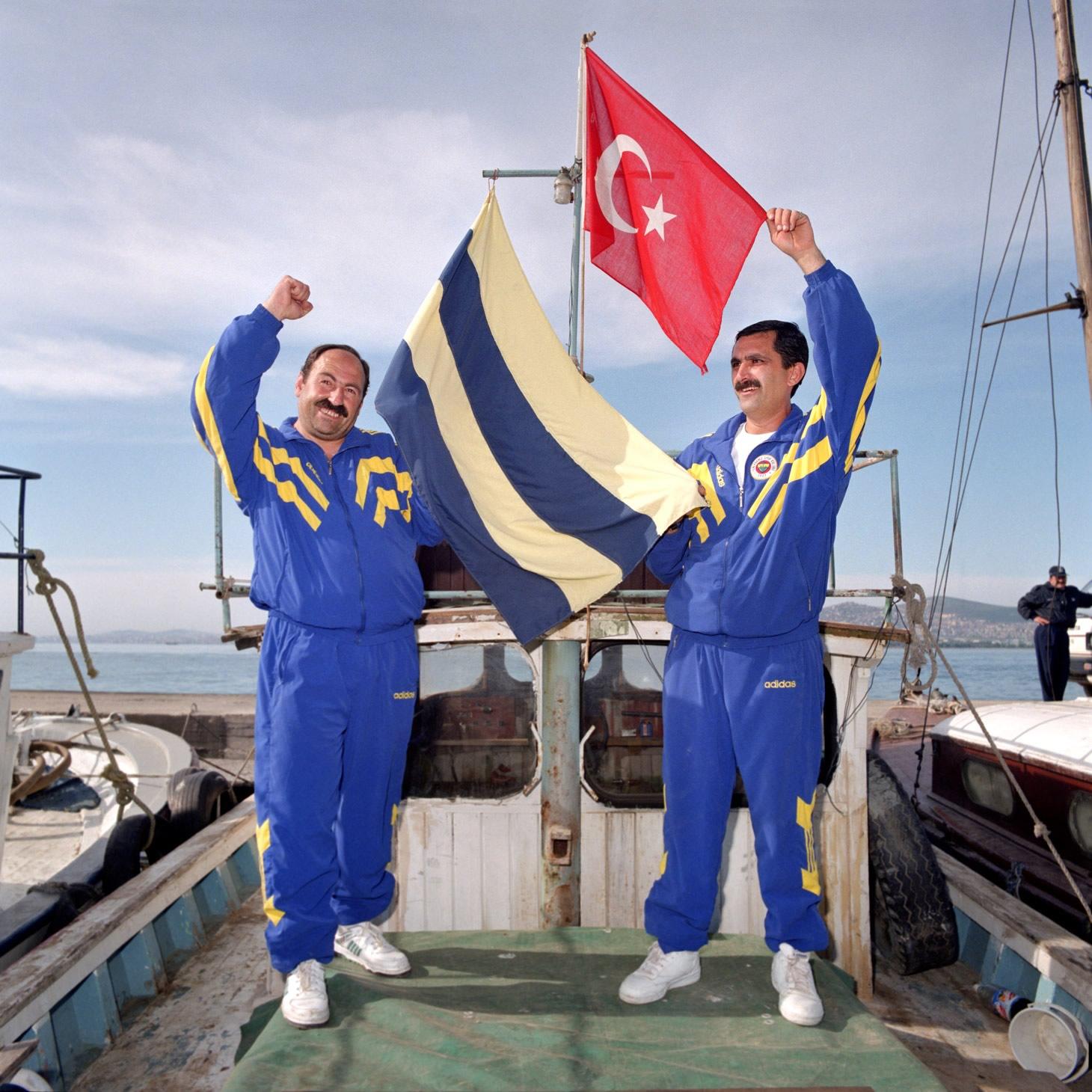 Fenerbahçe S.K. Turkish Süper Lig Champions 1996 F20