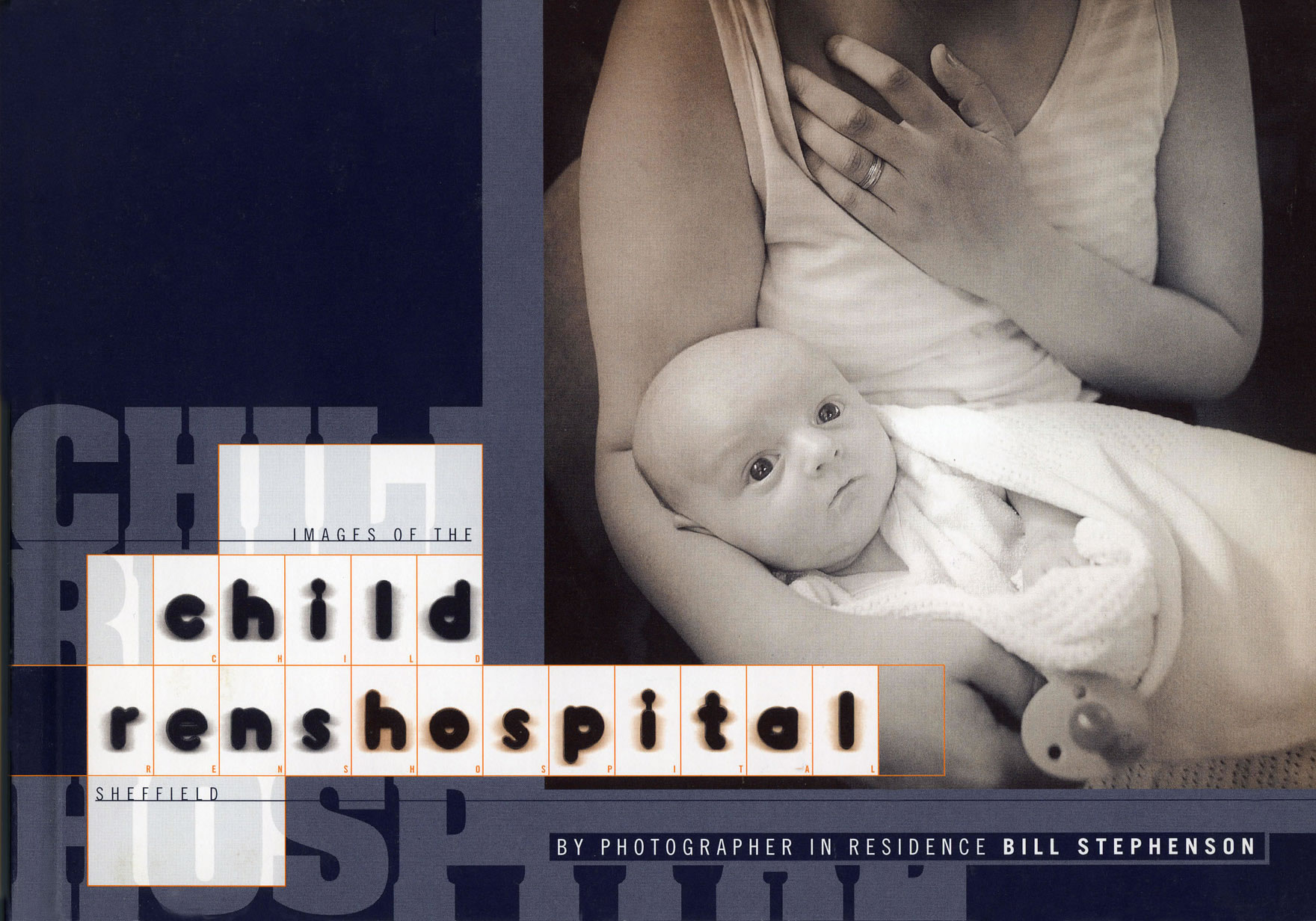 Sheffield Children's Hospital - Bill Stephenson