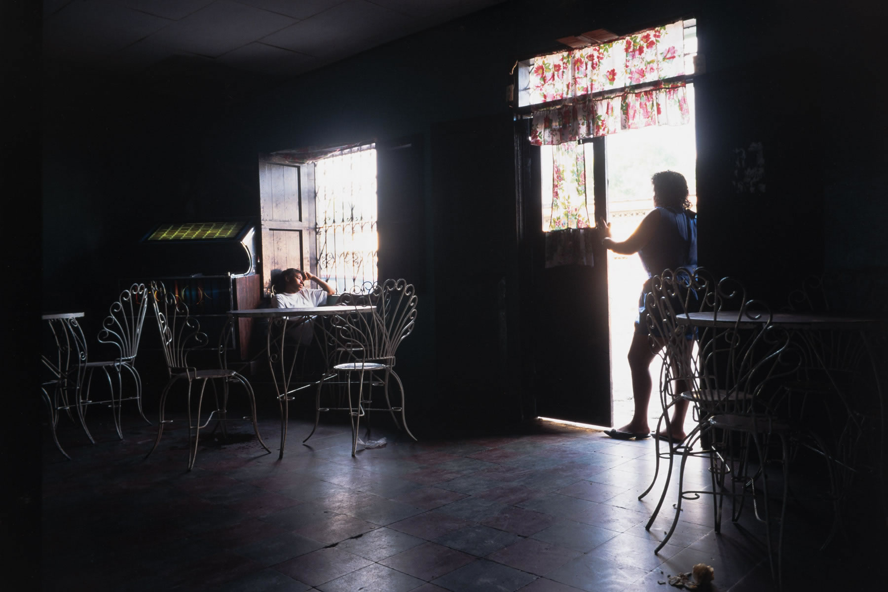 Chicas Bar Honduras CB 12