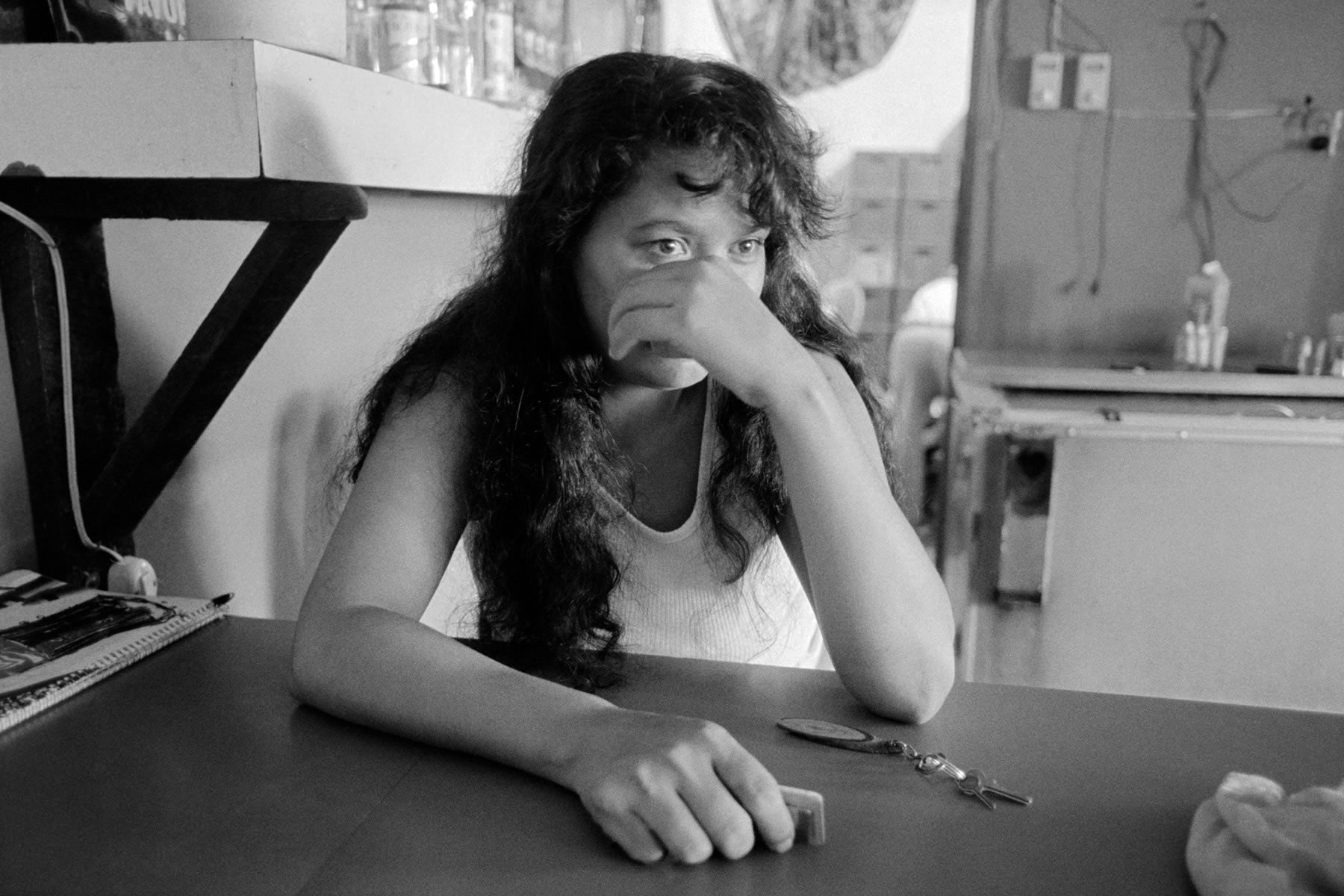 Chicas Bar Honduras CB 18