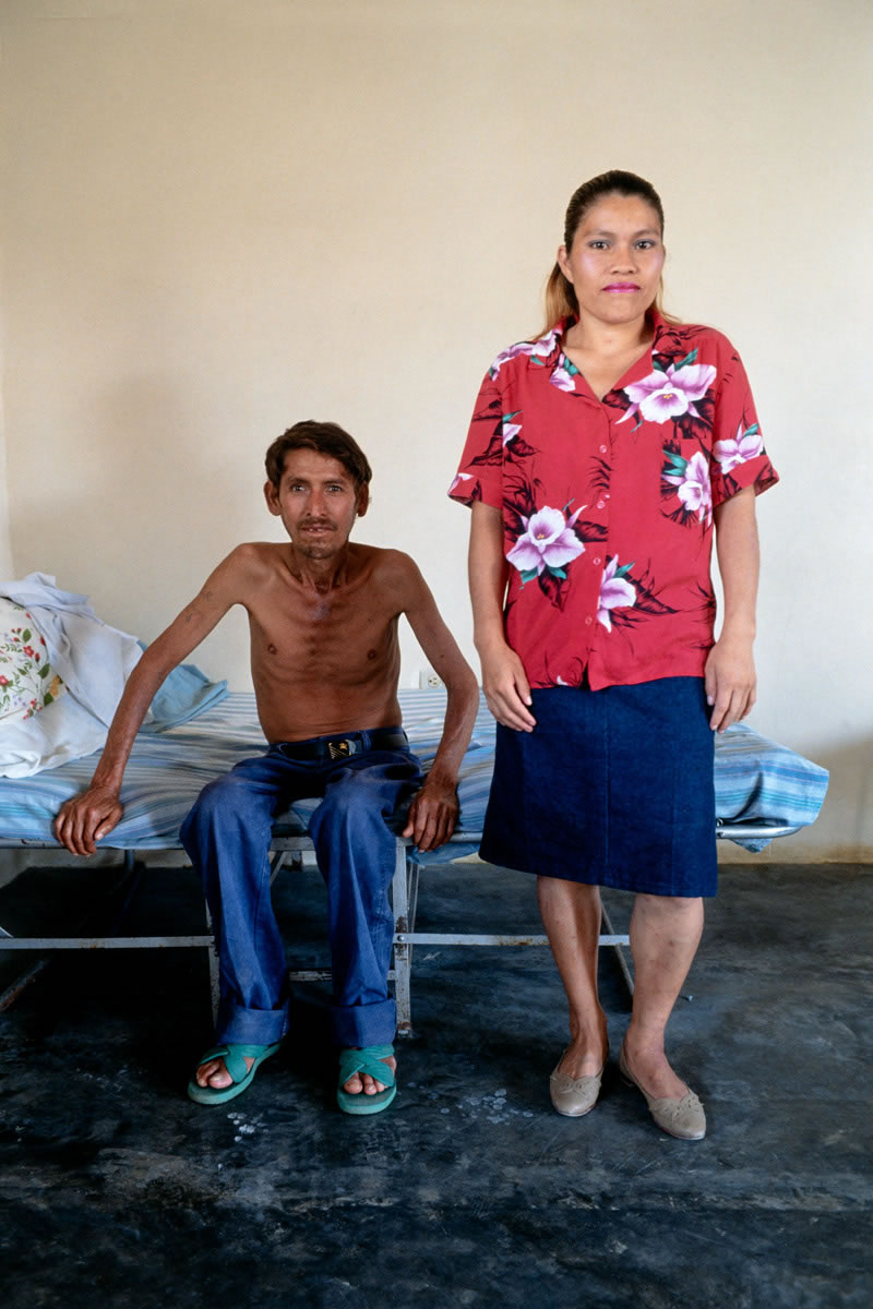 San José Hospice Honduras 1994