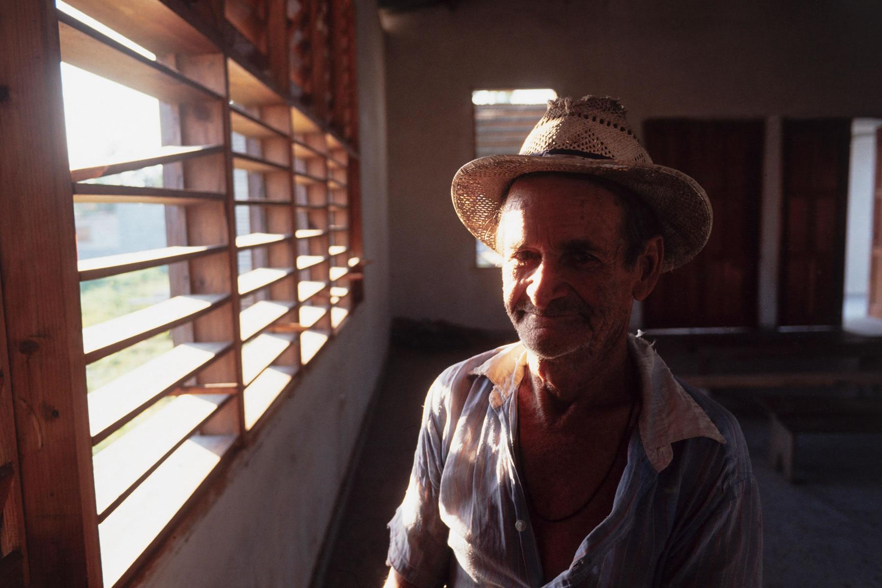 Rural Community Health Centre, Morazán, Honduras 1991